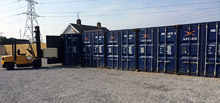 Affordable Secure Storage Units Coalisland, County Tyrone, Northern Ireland!